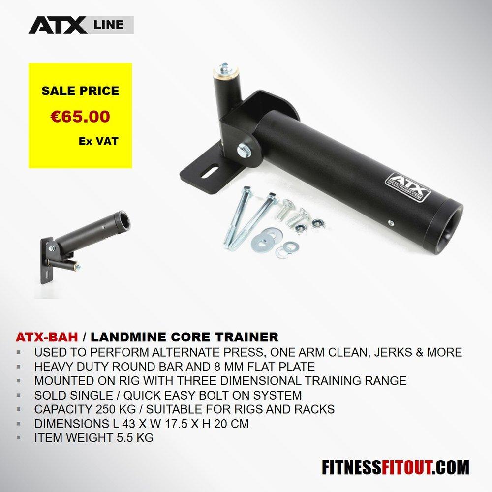 ATX  LANDMINE CORE TRAINER