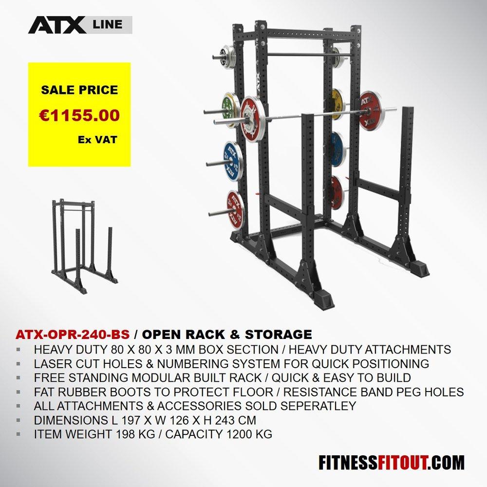 ATX  OPEN RACK & STORAGE