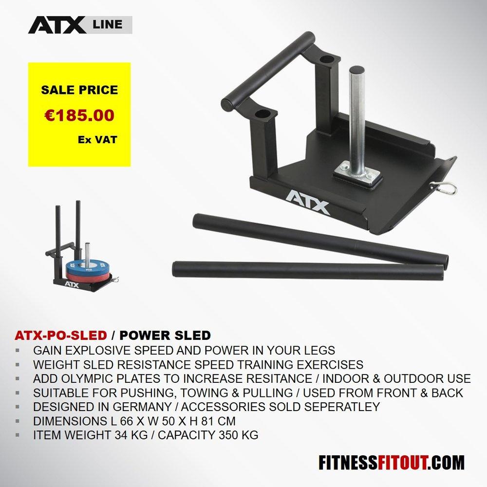 ATX  POWER SLED