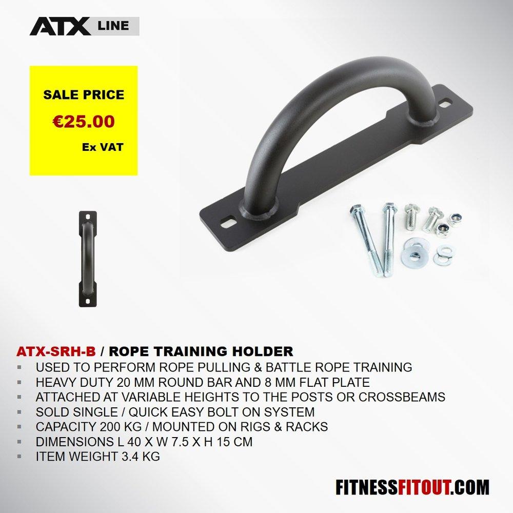 ATX  ROPE TRAINING HOLDER