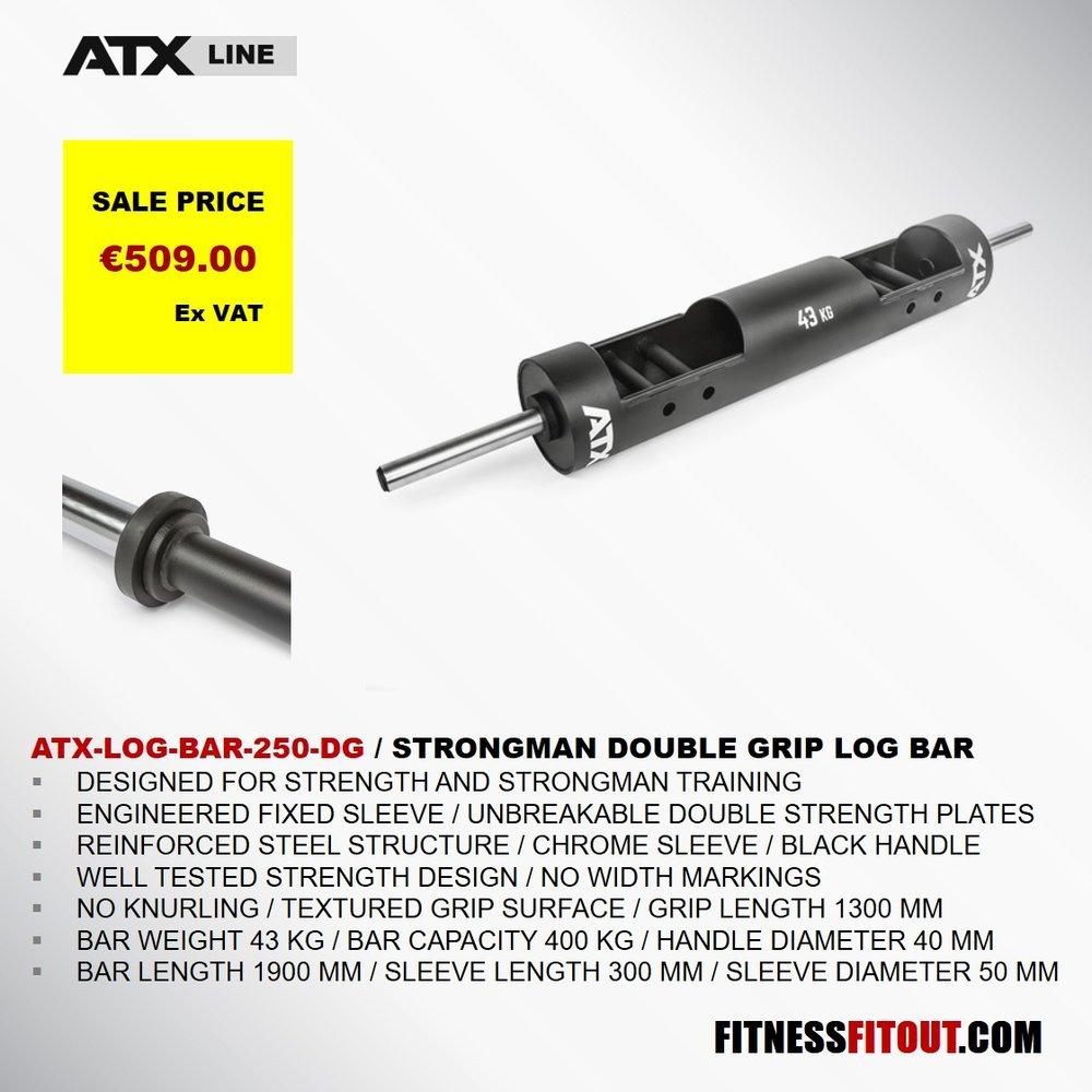 ATX  STRONGMAN LOG BAR