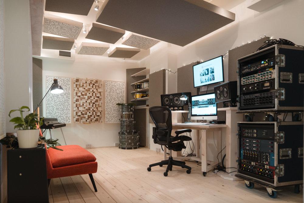 New Studio - More info ->