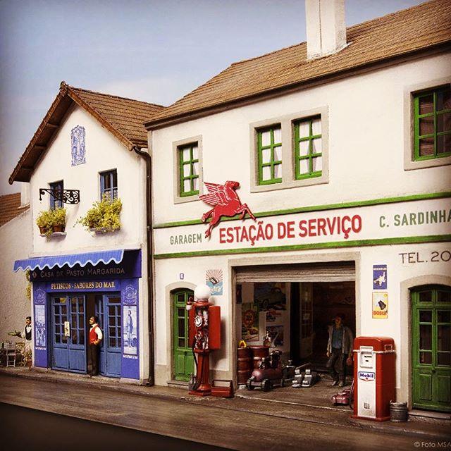 Participe no concurso de dioramas da #locomodelsexpo 2016! Mais info na bio #oambienteferroviario #modelismoferroviario #ferromodelismo #portugal #modelrailway