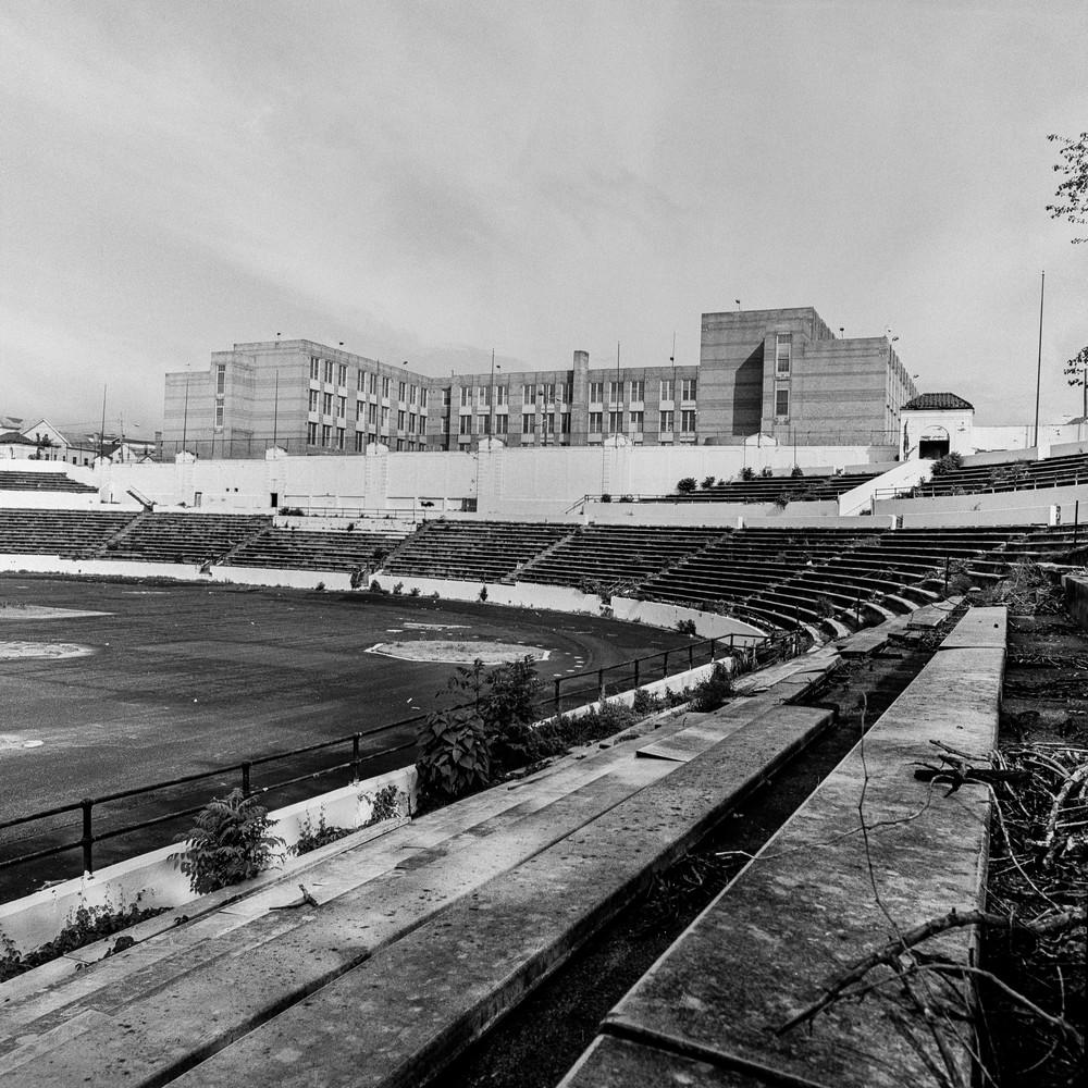 Hinchcliffe Stadium, Paterson - 2015