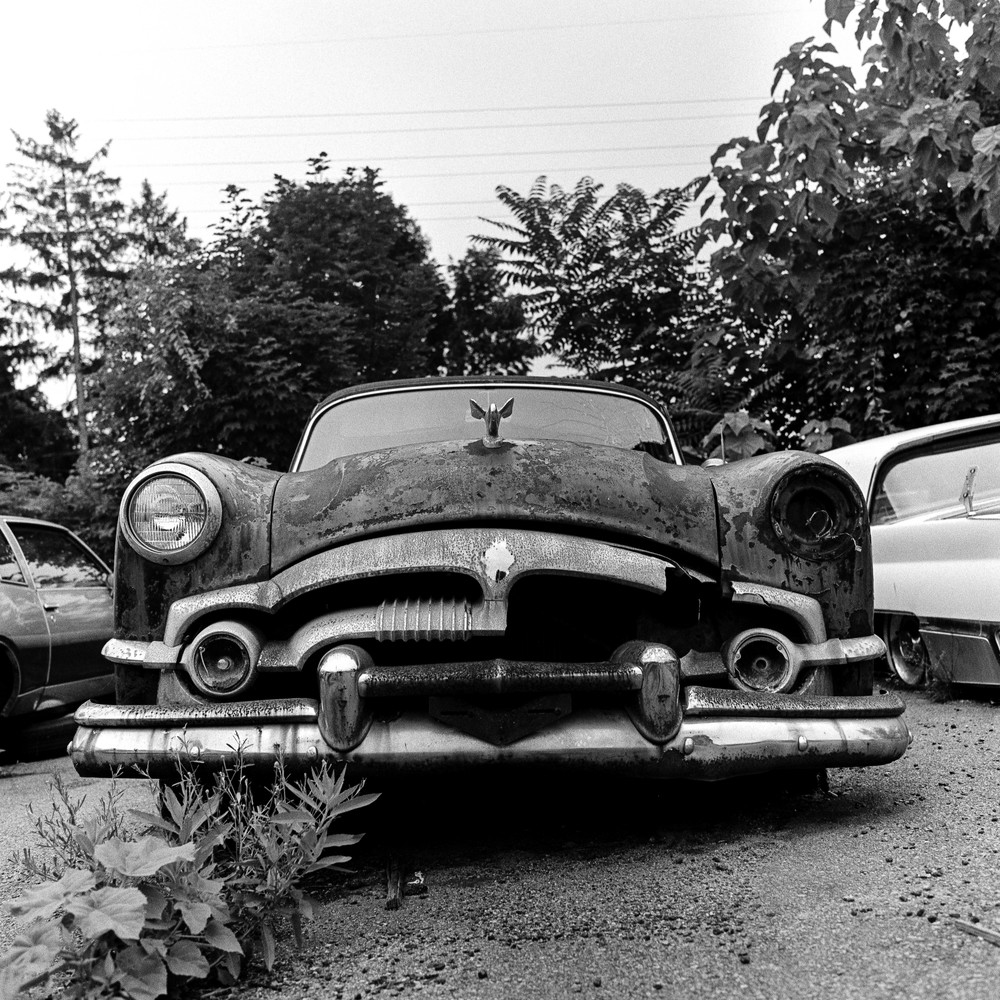 That Old Packard, Boonton - 2015