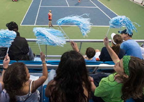 The  USTA All-American College Combine  takes place in June