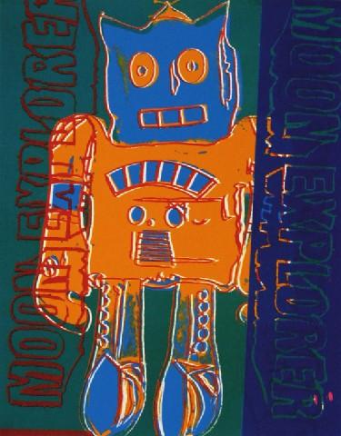K-Robot Orange