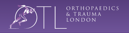 Orthopaedics and Trauma London Logo. Surgeons. London. Partnership with Mint Wellbeing.