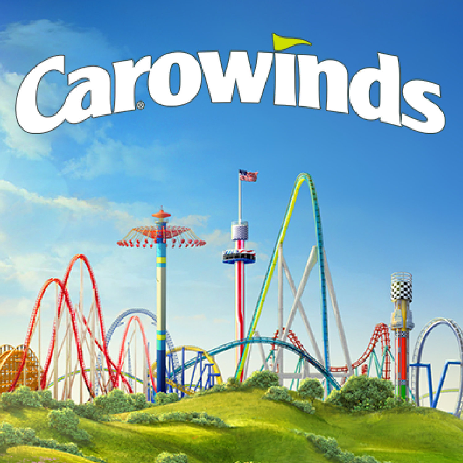 Carowinds, Charlotte, NC — The Marvelous Mutts — EVENTS