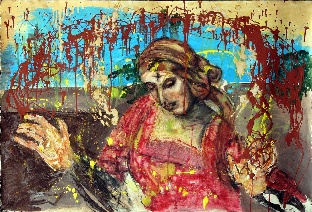 Mary Parmigianino