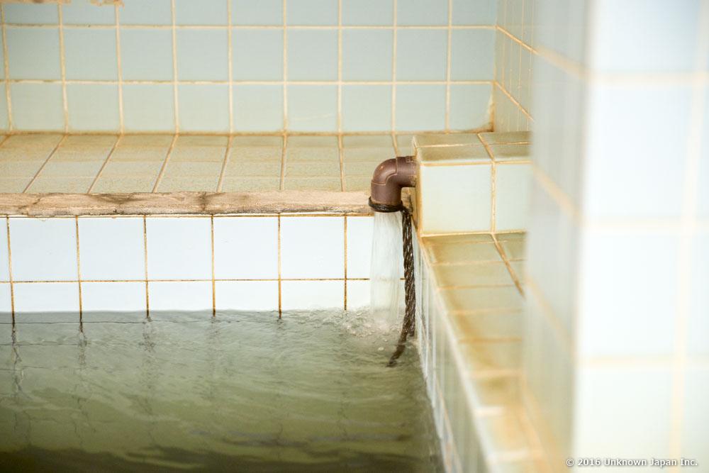 Hajjiri kósenyu, faucet