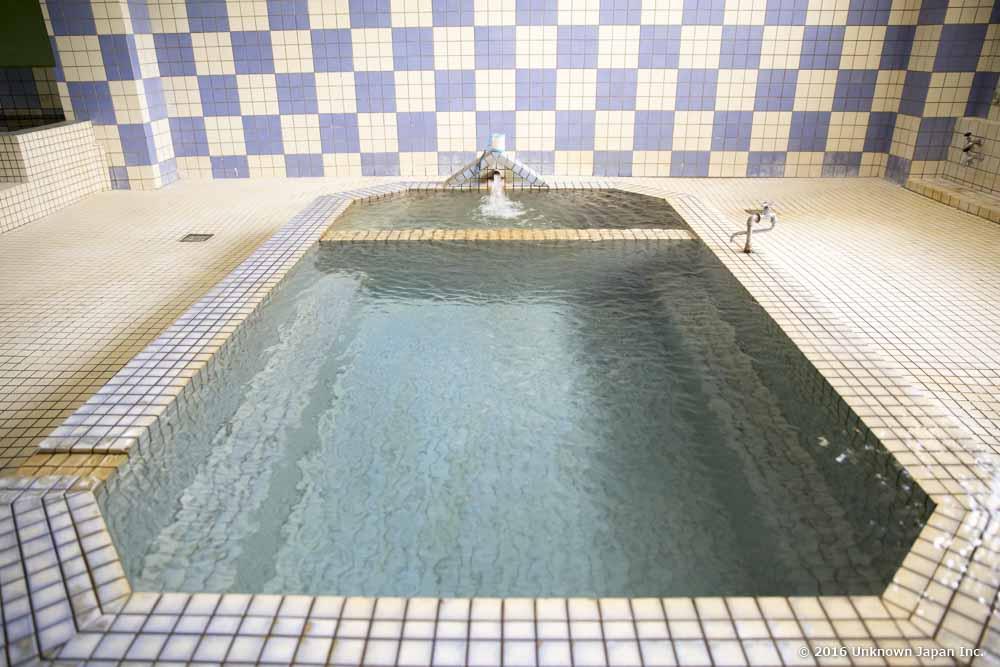 Daikoku Onsen, bath