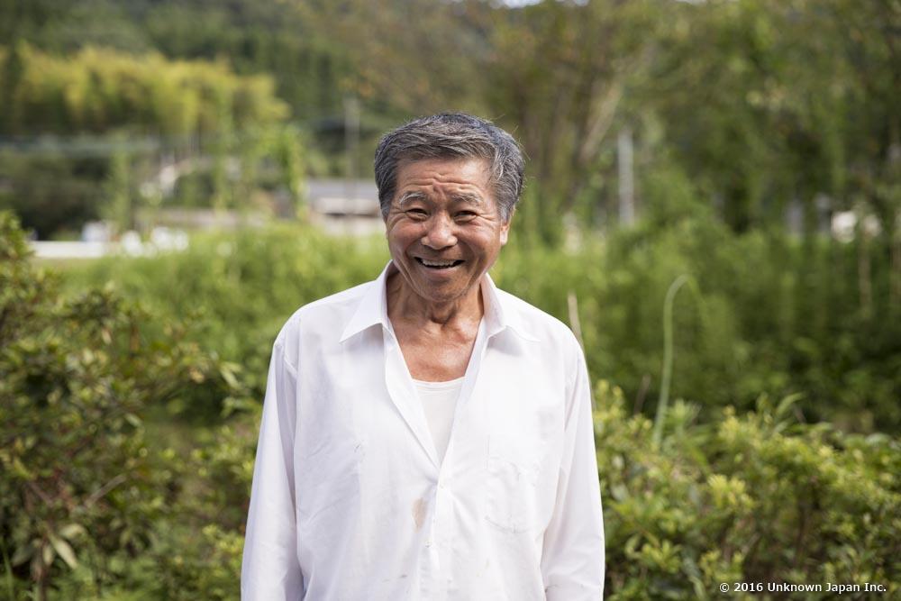 Nagamori Onsen, owner