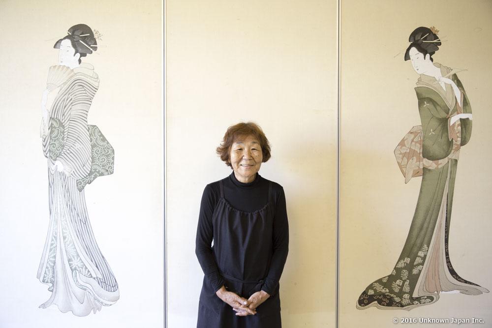 Tsurumaru Onsen, owner