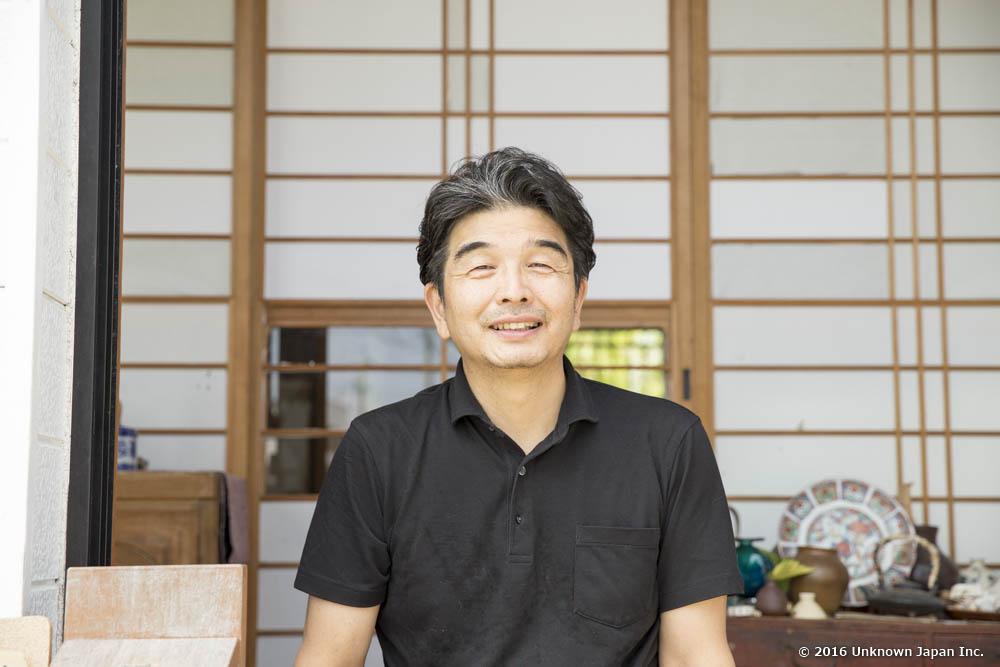 Muranoyu Onsen, owner