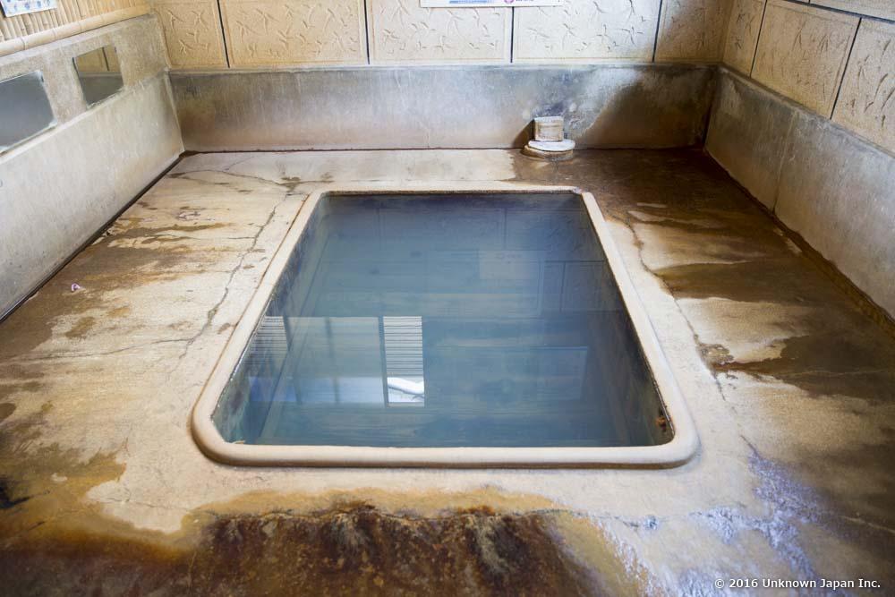 Yajigayu Onsen, bath 2