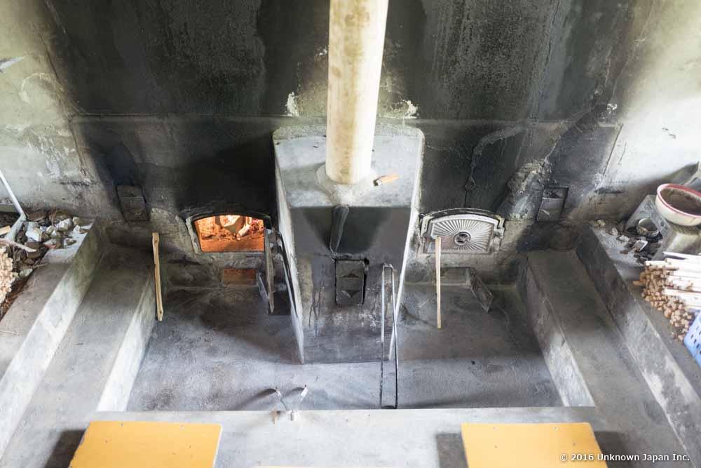 Otaninoyu, oven