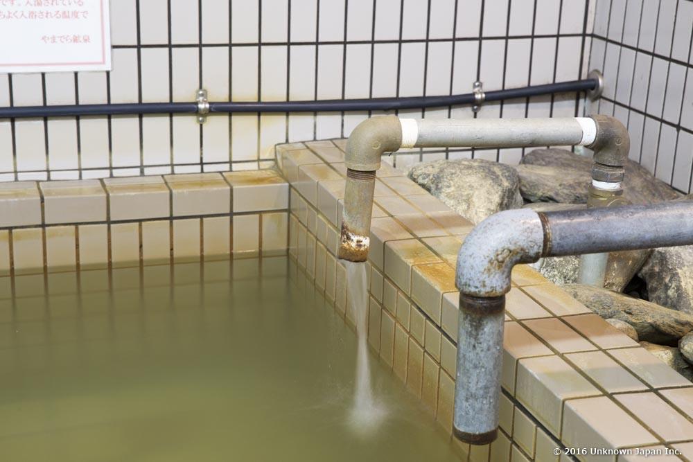 Yamadera Kosen, faucet