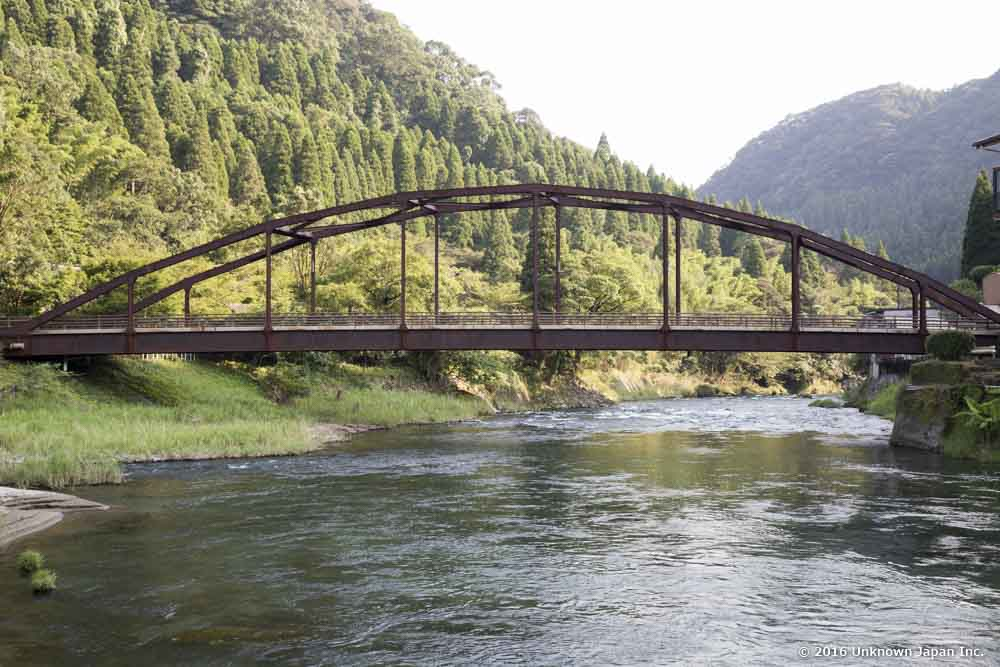 Tajima Honkan, view