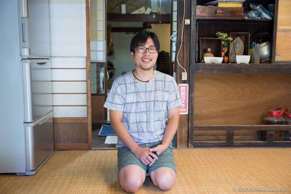 Enoshima Onsen, owner