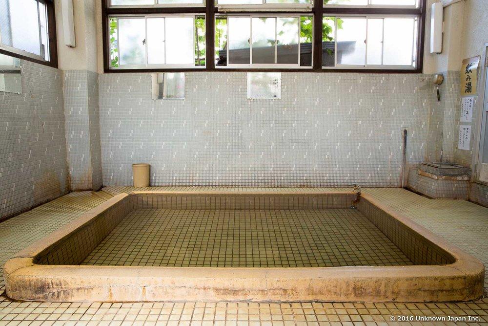 "Beppu Onsen ""Kamiya Onsen"""