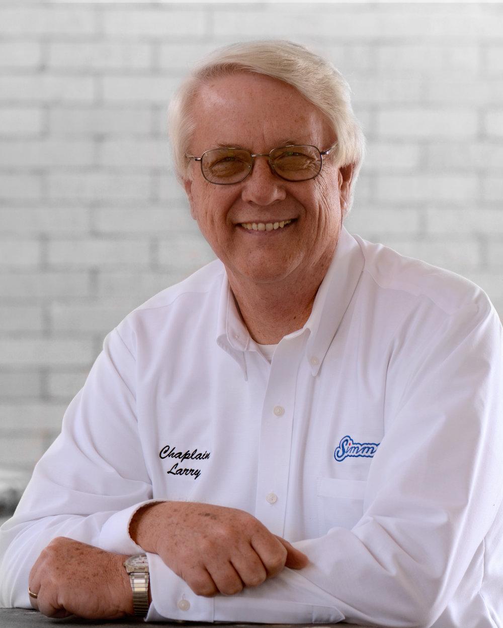 Larry Hendren - VAN BUREN & DECATURE: larry.hendren@simfoods.comC: 479.238.4510