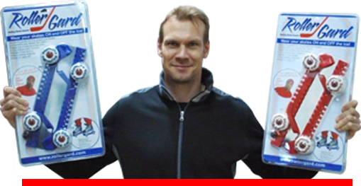 """RollerGards save my teams money and time. I highly recommend every coach make them a requirement."" NICK LIDSTROM » ALL-STAR DEFENSEMAN"