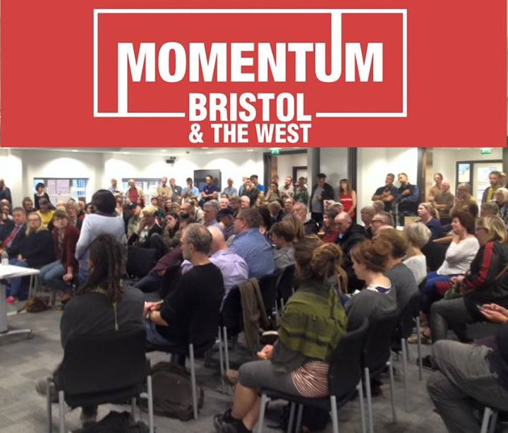 Bristol Momentum experience sharing session 4 - 5pm, Workshop 1. Hosted by Bristol Momentum. This workshop will be led by members of Bristol Momentum. Who will share their successes and struggles in Bristol, as well as ideas for what other Momentum groups can do in their own regions and cities.