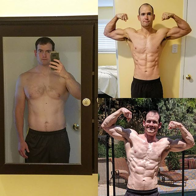 Amazing what you can do when you dedicate yourself to your fitness goals.  Picture to the left from April 2017.  Picture to the top right from November 2017.  Picture to the bottom right from July 2018. #kaltfitness #transformation #fitness #fatloss #southbay #personaltrainer #personaltraining #grouptraining #getstrong #getlean #feelbetter #movebetter #nutrition #health #wellness #manhattanbeach #hermosabeach #redondobeach #torrance #hawthorne #lawndale #gardena