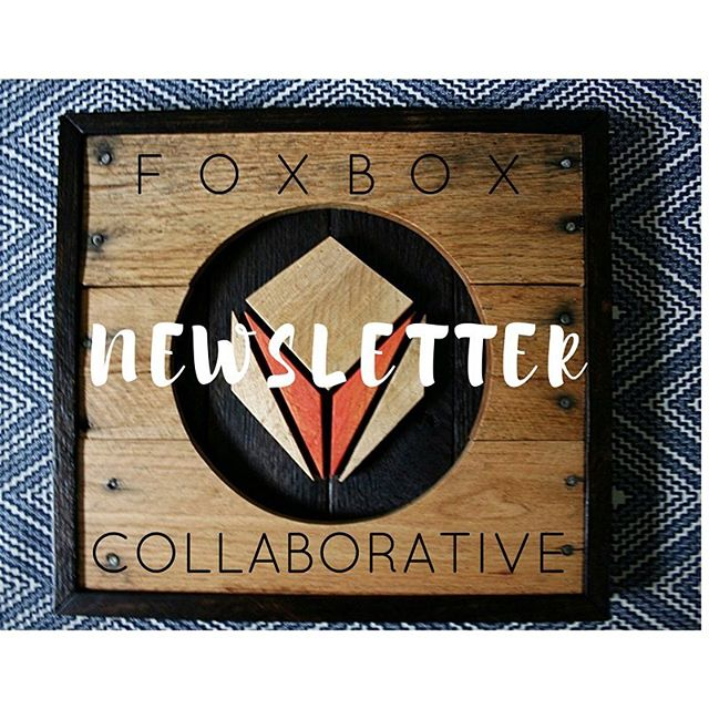 Hey all you lovelies, don't forget to subscribe to our newsletter. We'll keep 'em short and to the point, pinky promise. It's super easy and a way to keep updated on all the local things. Click the link in my bio and scroll down to subscribe. ❤️ Ps... that pretty piece of wood art was created by the amazing @thousand_pine_designs!