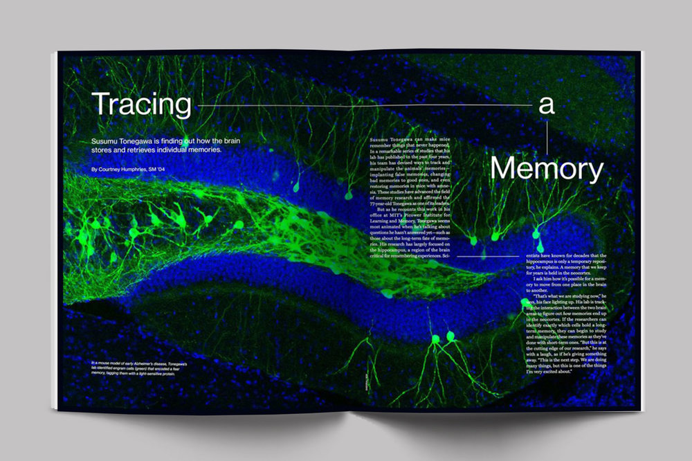 Tracing a Memory