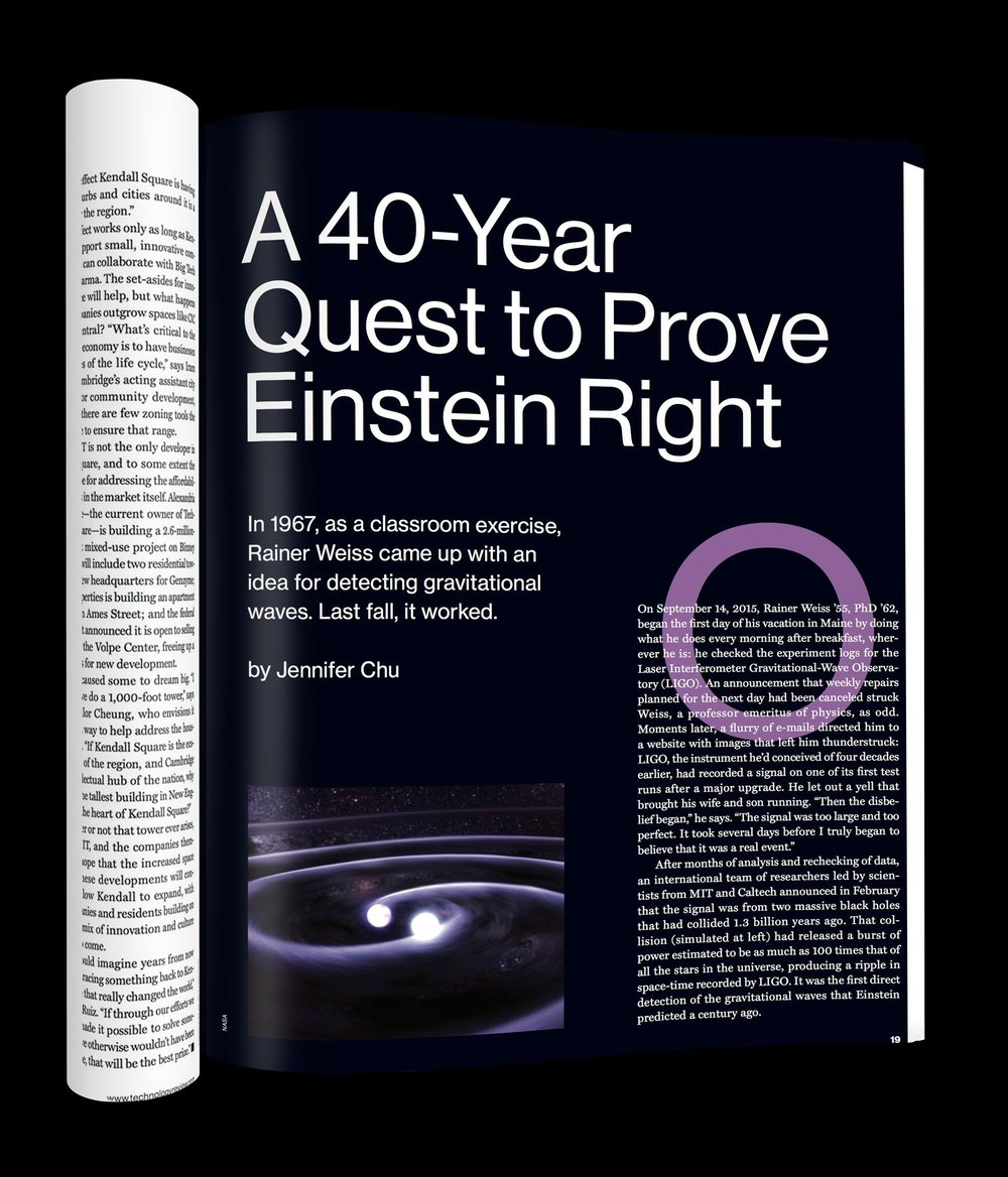 A 40-Year Quest to Prove Einstein Right
