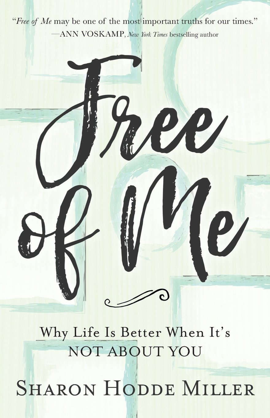 Most CONVICTING read - Wow - where do I start? Reading this book was like holding a mirror up to my heart in a rich and hard and necessary way. Excerpt: We live in a culture that's all about self ... This me-centered message affects every area of our lives--our friendships, our marriages, even our faith--and it breaks each one in different ways. The self-focused life robs our joy, shrinks our souls, and is the reason we never quite break free of insecurity.Favorite quote: