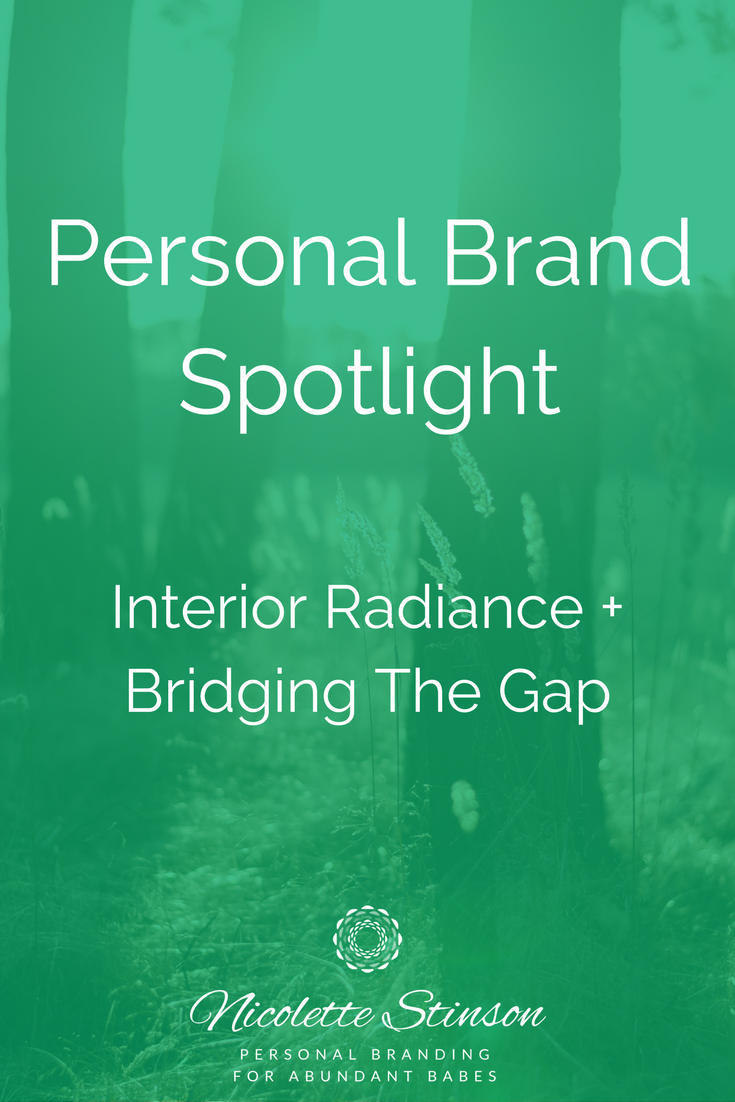 Personal Brand Spotlight Bridging the Gap.png
