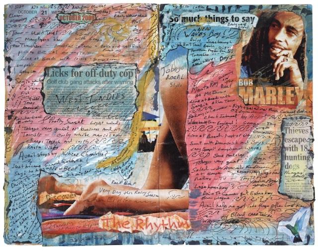 Tony Caramanico  BOB, October 21-22, 2009 , 2011 available as: 16 1/4 x 18 3/4 in. print (edition of 12) 27 x 33 in. print (edition of 12) 34 x 43 in. stretched canvas print (edition of 7) 4 x 55 1/4 in. stretched canvas print (edition of 3)
