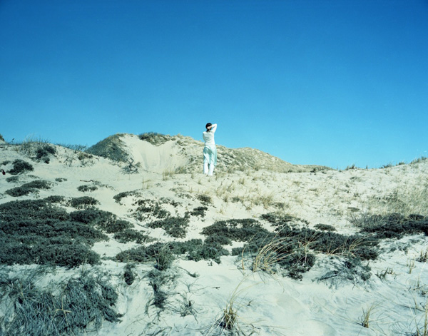 Bastienne Schmidt  Sand Dunes ,  Amagansett ,  2004, 2004  c-print 30 x 40 in. (edition of 9) 20 x 24 in. (edition of 15) 16 x 20 in. (edition of 25)