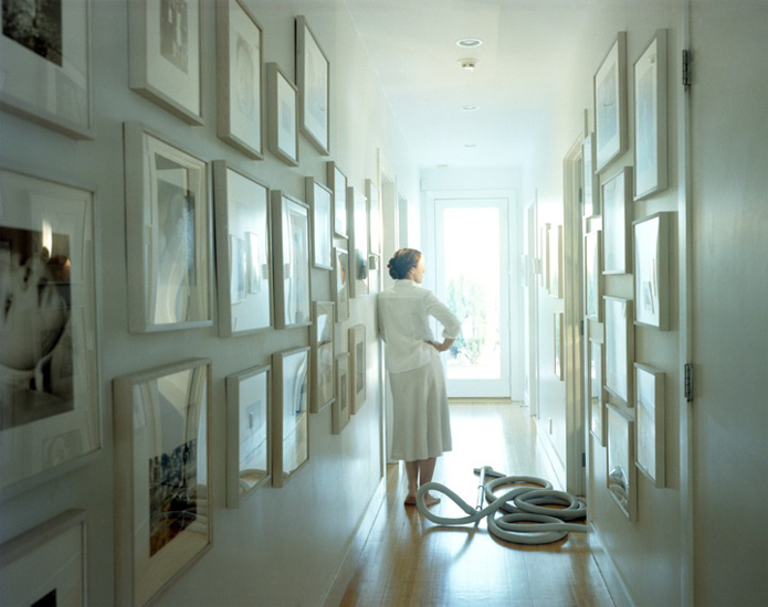 Bastienne Schmidt  Vacuum Cleaner, Bridgehampton, 2006,  2006 c-print 30 x 40 in. (edition of 9) 20 x 24 in. (edition of 15) 16 x 20 in. (edition of 25)