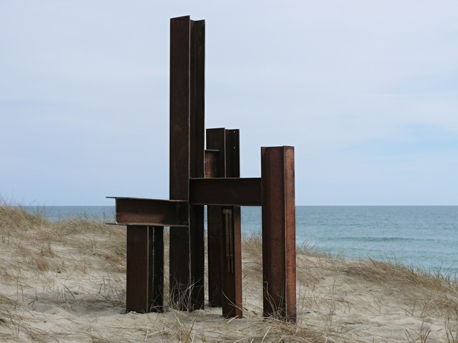 Billy Sherry  Equinox , 2011 approximately 6 ft. x 5 ft.