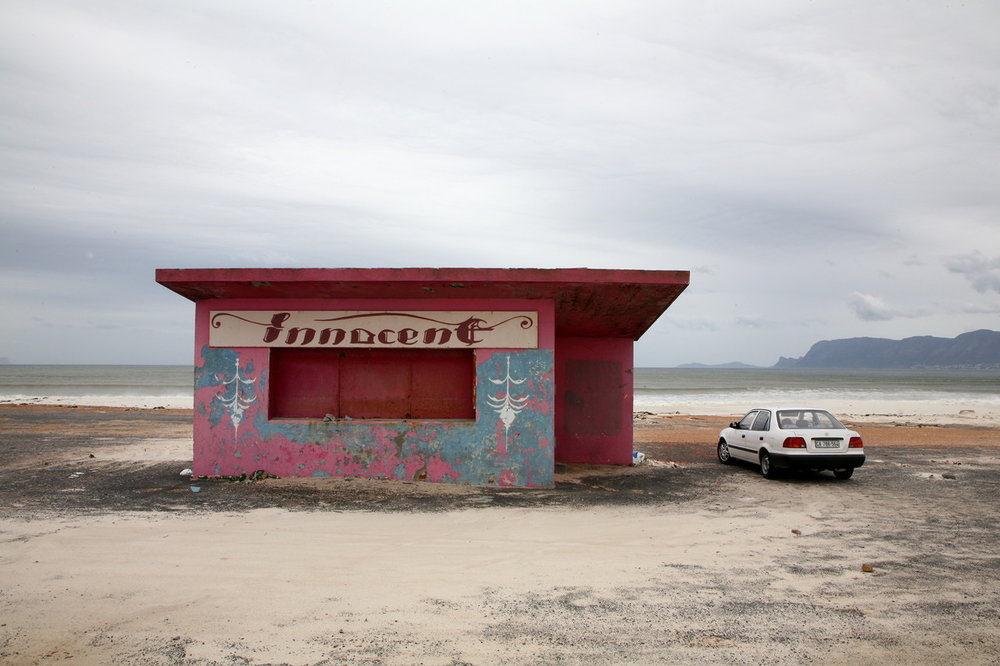 Geoff Reinhard  Innocent  (Cape Town),   2009 archival pigment print 30 x 45 in. additional sizes available editions of 15