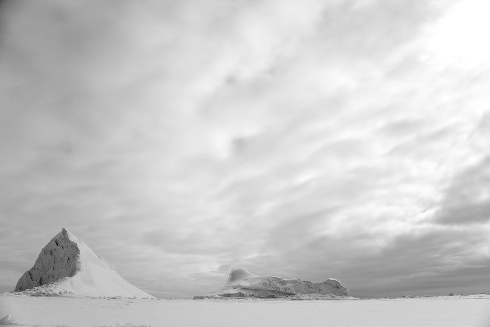 Frozen Tundra , 2016  c-print on matte paper  available in:  30 x 45 in. (edition of 7)  40 x 60in. (edition of 7)  48 x 72 in. (edition of 3)