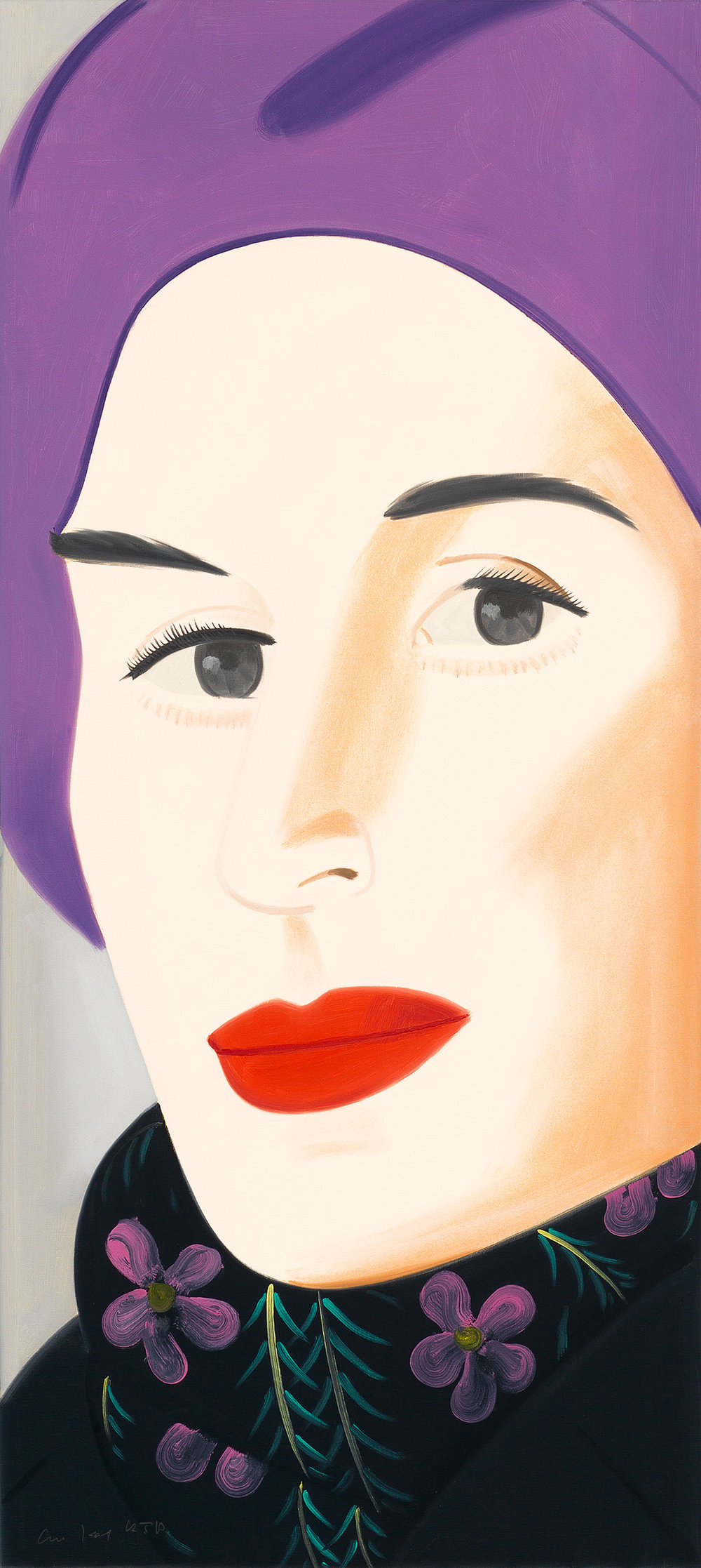 "Alex Katz  Purple Hat , 2017 archival pigment inks on Crane Museo Max 365 gsm fine art paper                         Normal     0                     false     false     false         EN-US     X-NONE     X-NONE                                                                                                                                                                                                                                                                                                                                                                                                                                                                                                                                                                                                                                                                                                                                                                                                                                                                                                                                                                                                                                                                                                                                                                                                                                                                                                                                                                                                                                                                                                                                                                                                                                                                                                     /* Style Definitions */  table.MsoNormalTable 	{mso-style-name:""Table Normal""; 	mso-tstyle-rowband-size:0; 	mso-tstyle-colband-size:0; 	mso-style-noshow:yes; 	mso-style-priority:99; 	mso-style-parent:""""; 	mso-padding-alt:0in 5.4pt 0in 5.4pt; 	mso-para-margin:0in; 	mso-para-margin-bottom:.0001pt; 	mso-pagination:widow-orphan; 	font-size:12.0pt; 	font-family:""Calibri"",sans-serif; 	mso-ascii-font-family:Calibri; 	mso-ascii-theme-font:minor-latin; 	mso-hansi-font-family:Calibri; 	mso-hansi-theme-font:minor-latin; 	mso-bidi-font-family:""Times New Roman""; 	mso-bidi-theme-font:minor-bidi;}     46 x 21 in ."