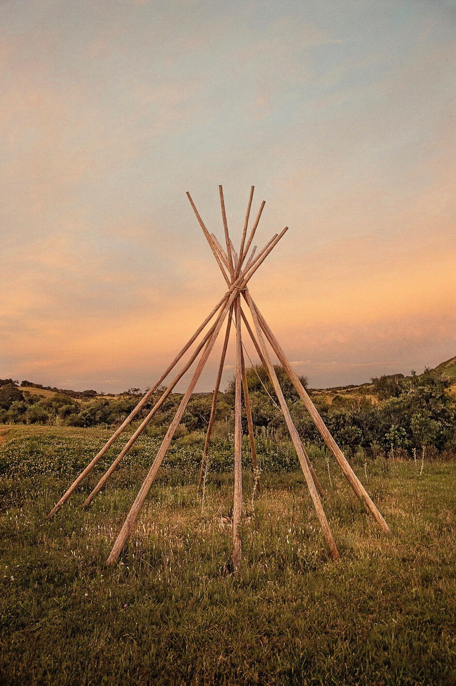 GUSTAVO TEN HOEVER  Rancho Tipi , 2014 c-print 40 × 25 in. edition of 10