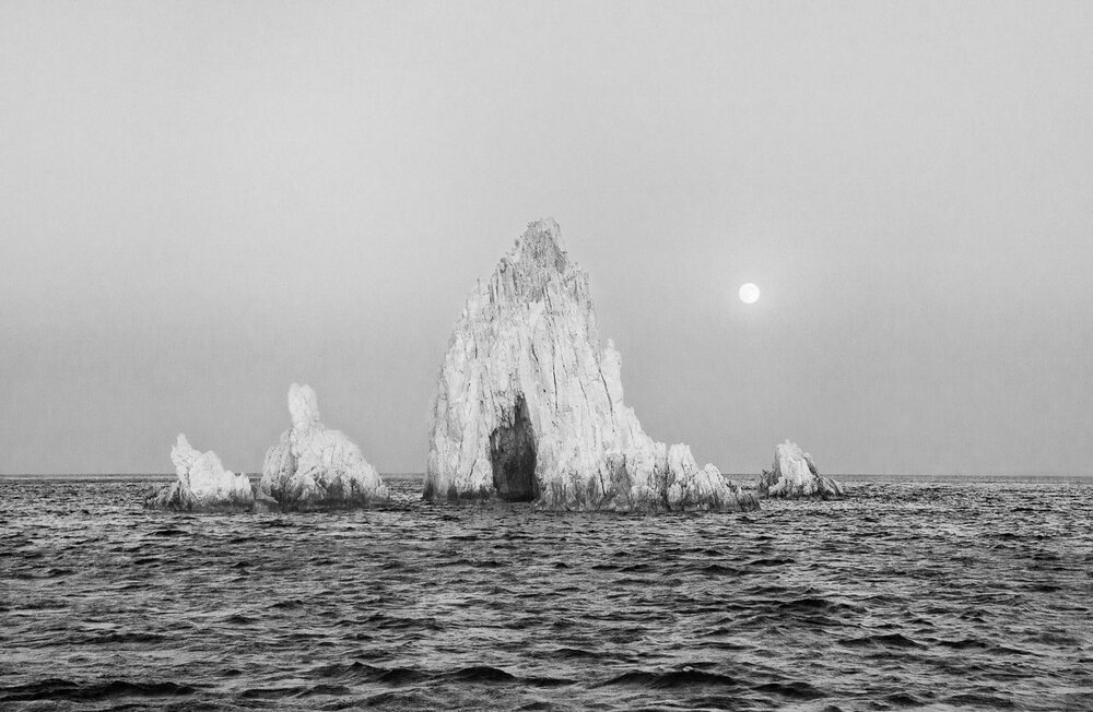Gustavo Ten Hoever   Moonrock , 2014  Archival pigment print  40.1 x 60.1 in  edition of 10