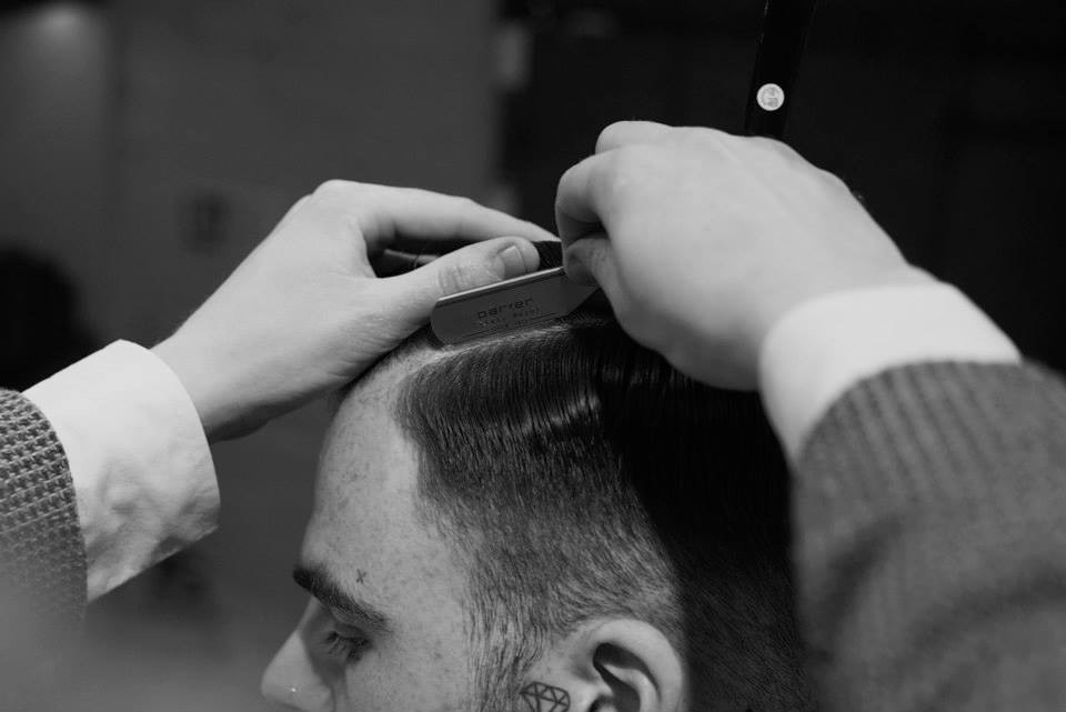 Ky Cut Wilson Mens Hair