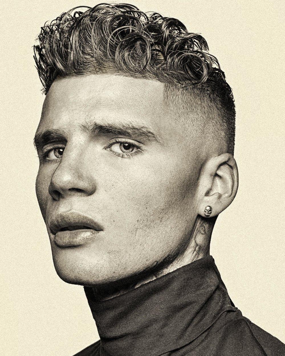 Kevin Luchmun barber
