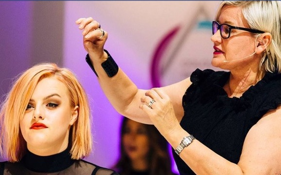Carolyn Newman Hairdressing Live