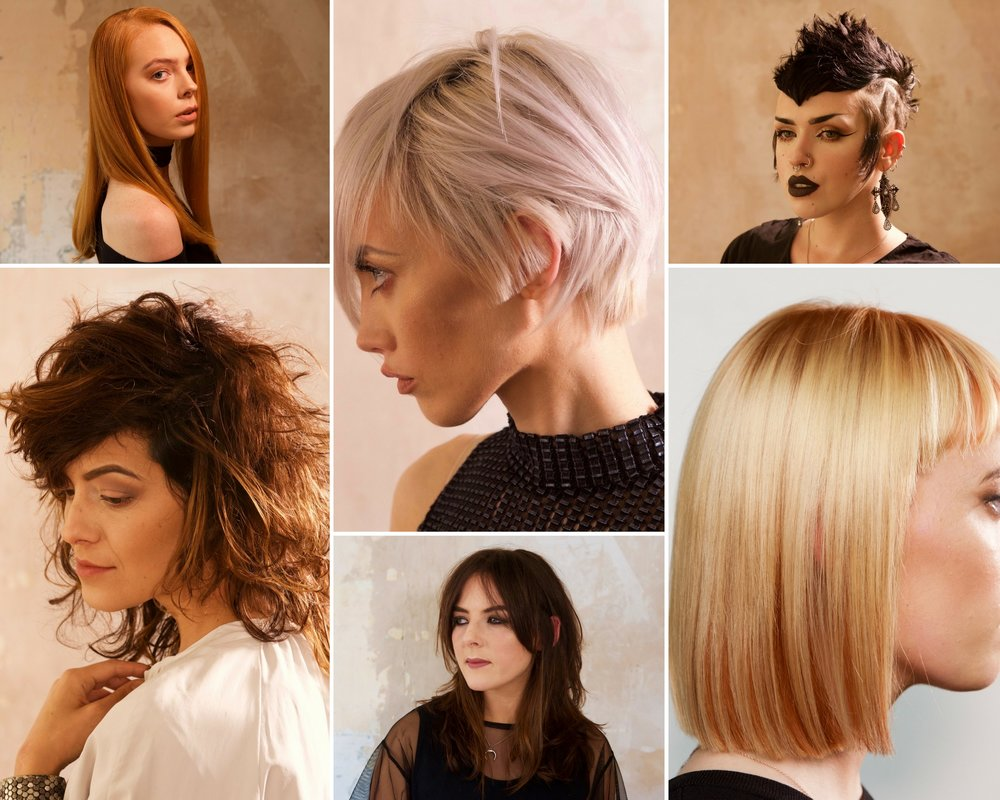 Creative Cutting Masterclasses 1
