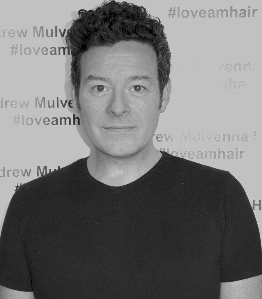 Andrew Mulvenna Hairdressing Live