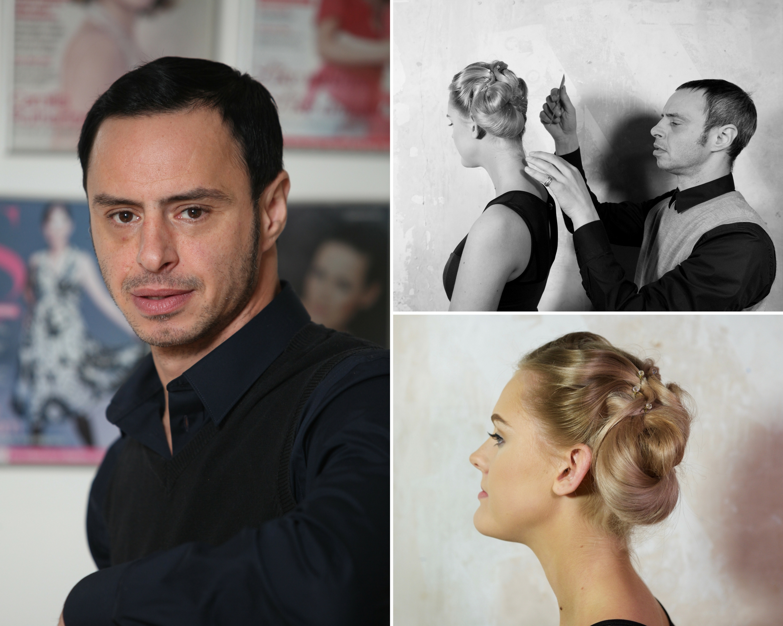 Hairdressing Live Classic Hair Up With Jonny Engstrom