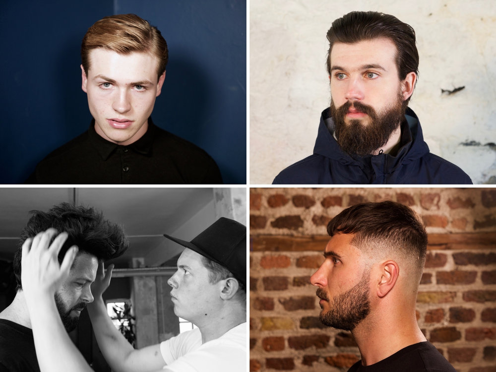 Men's/Barbering Masterclasses